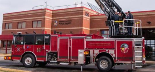 Ladder 11 Featured in Star Tribune
